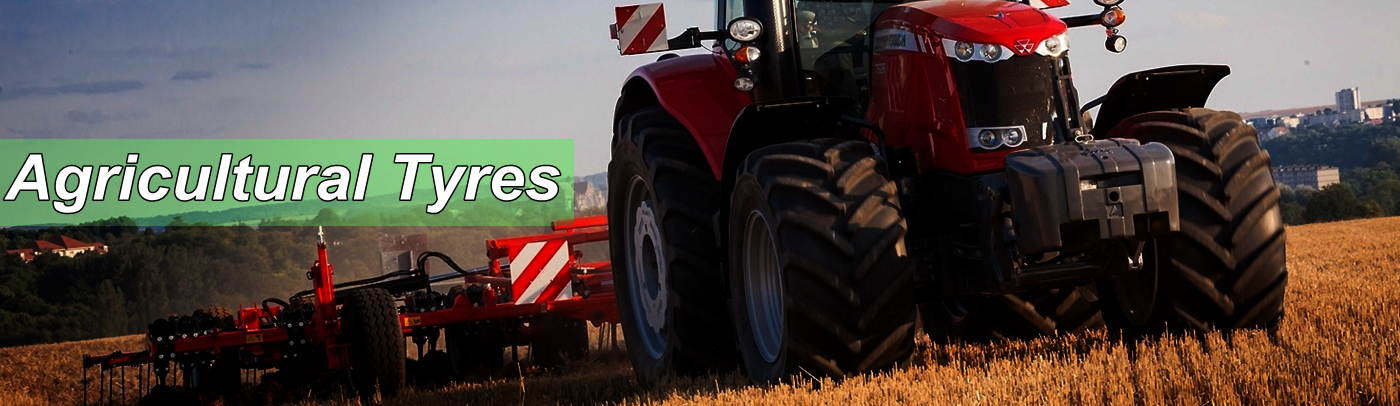 agricultura tractor tyres R1 banner