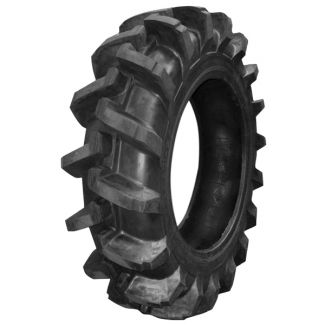 Agricultural paddy tires R2 deep pattern